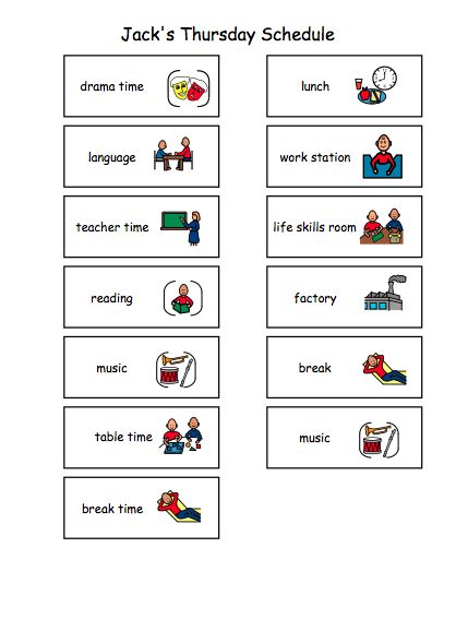instructional strategies for students with autism