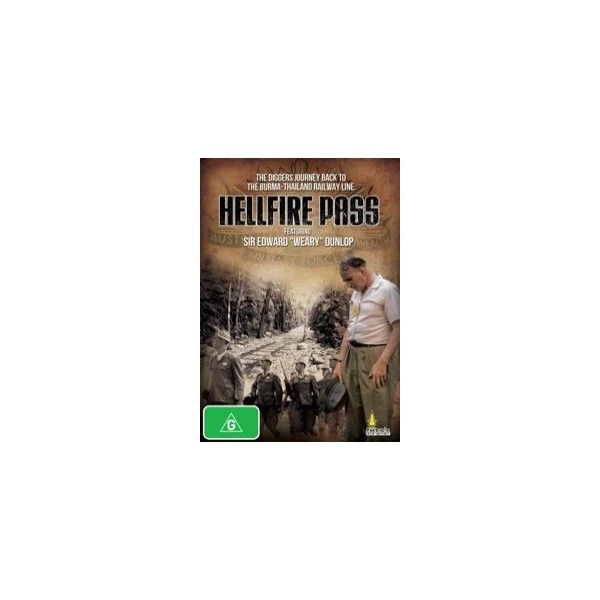 This military DVD is a concise study of the POW who made the Thai Burma Railway - Great documentary about the Veterans of Hellfire  watch after seeing the new Nicol Kidman movie The Railway Man