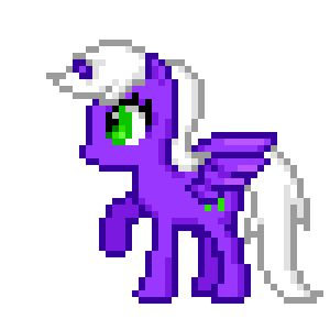 I'm not a Brony or a Pegasister, but I was bored and decided to make me as a pony. XD