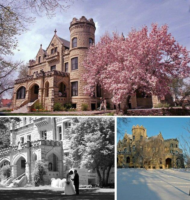 Joslyn Castle Omaha, Nebraska American Castles