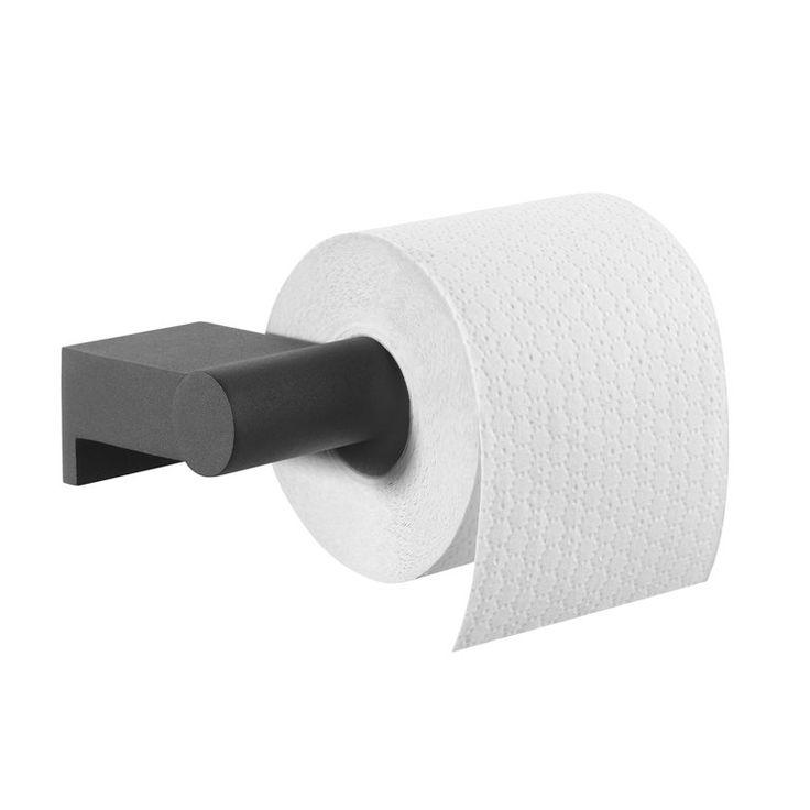 Stoer en krachtig, dat is de uitstraling van deze moderne Bold toiletrolhouder! Dankzij deze houder wordt toiletpapier op een mooie wijze opgeborgen! Bovendien bevestig je de houder gemakkelijk aan de muur met de meegeleverde bevestigingsmaterialen.