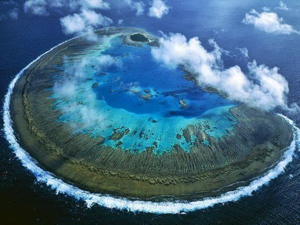Lake Musgrave Island, Great Barrier Reef, Australia
