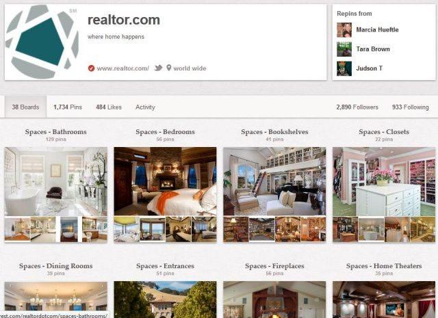 Pinterest for Business: What Do Realtors Need to Know?