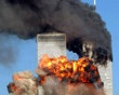 25 Most Powerful Photos : Hijacked United Airlines Flight 175 from Boston crashes into The South Tower of The World Trade Center and explodes at 9:03 am September 11,2001 in New York City,U.S.A.(Note: Now know all over the world as 9-11)