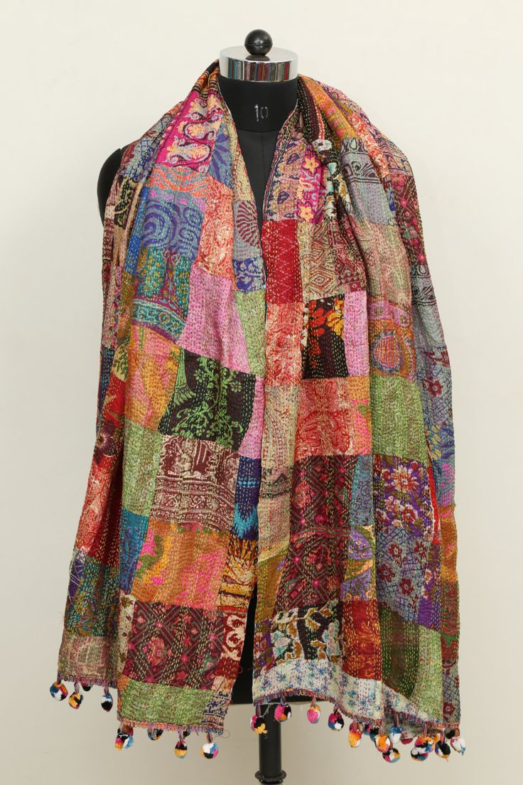 74 best Dupatta scarfs and Shawls images on Pinterest | Indian ...