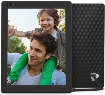 Nixplay Seed 10 WiFi Digital Photo Frame - Black, 2016 Amazon Most Gifted Digital Picture Frames  #Electronics