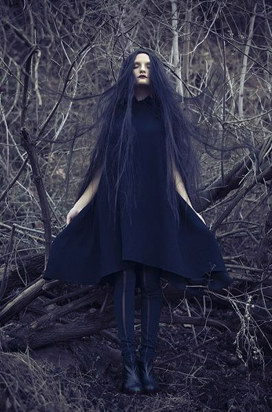Inspirational Looks: Gothic Little Black Dress, Little Black Dress Gothic