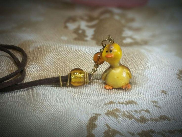 """Lucky Little Friend: """"JET"""" di QueQuo su Etsy https://www.etsy.com/it/listing/249632860/lucky-little-friend-jet"""