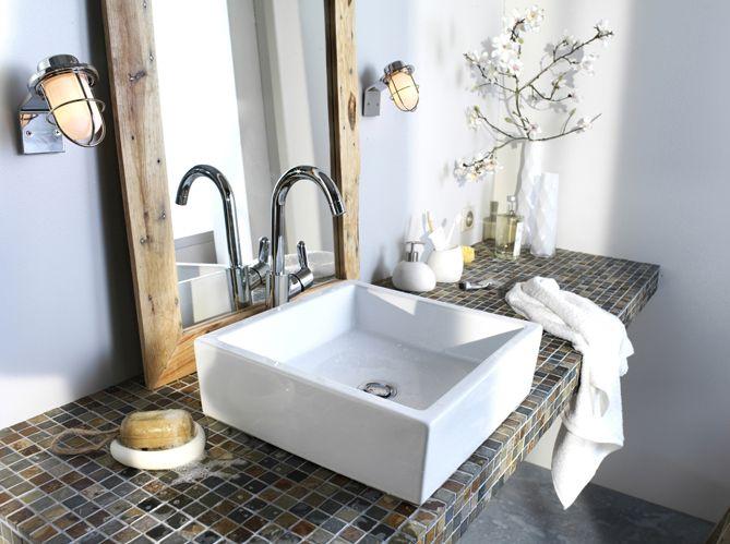 25 b sta applique salle de bain id erna p pinterest - Installation salle de bain ikea ...