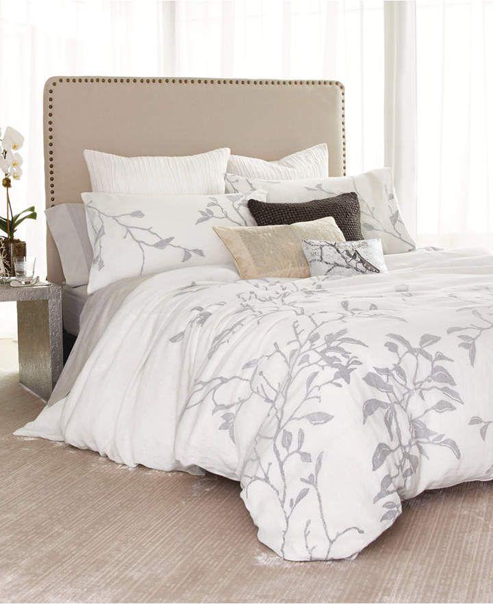 Michael Aram Branch King Duvet Cover Bedding Luxury Bedding Sets Luxury Bedding Bed Linens Luxury