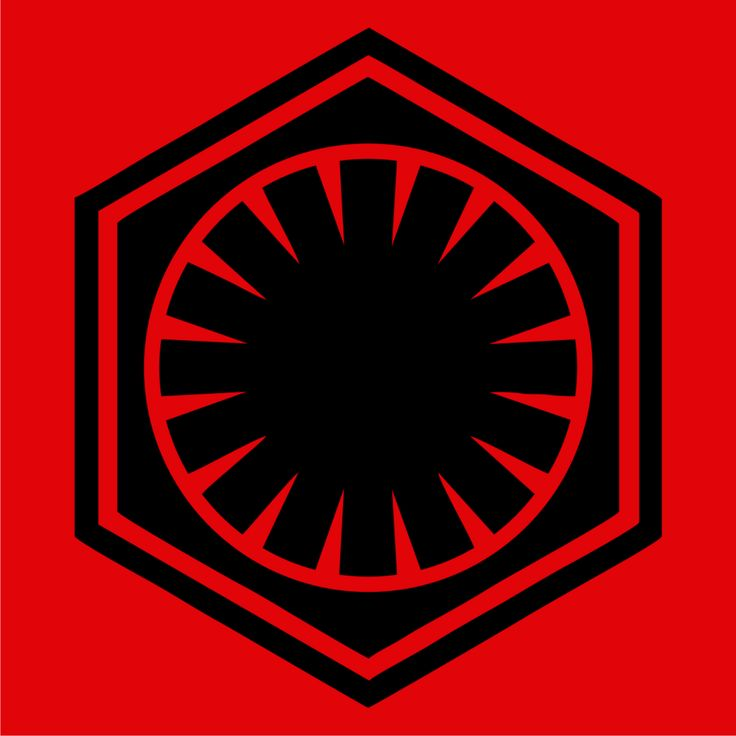 Star Wars: The Force Awakens The First Order Logo by OvidiuMUCA on ...