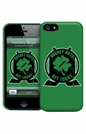 Hockey Boys G-Shell (iPhone) GONGSHOW