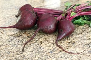 How to Freeze Boiled or Roasted Beets: Fresh Whole Beets