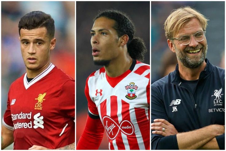 Coutinho transfer request mirrors Van Dijk saga – Liverpool FC Transfer News & Rumour Roundup