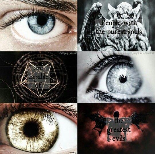 The Dark Elements series #jarmentrout