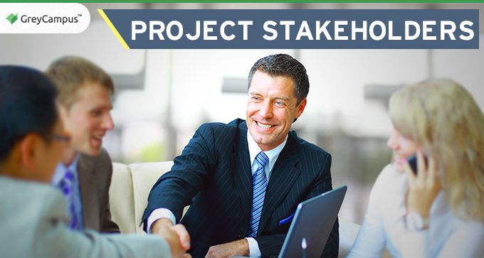 Stakeholders include all entities and people related to a project.Stakeholders play an important role in a project team and also they have varying responsibilities at various levels. Know the roles of Stakeholders in the following link :  http://www.greycampus.com/blog/project-management/project-stakeholders