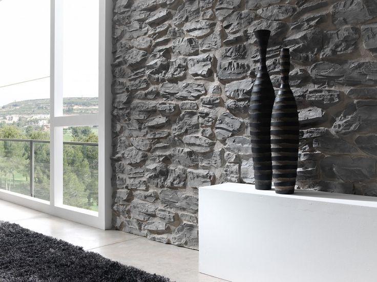 Paneles decorativos imitacion piedra panel piedra - Panel piedra interior ...
