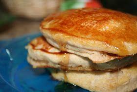 Makin' it Mo' Betta: egg free, milk free pancakes!