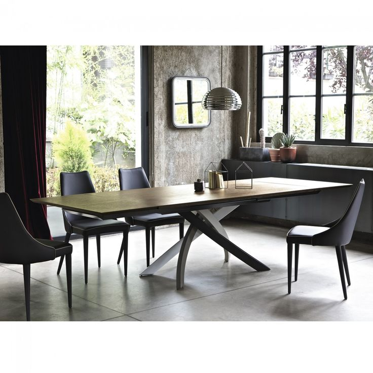 les 27 meilleures images du tableau table salle manger. Black Bedroom Furniture Sets. Home Design Ideas