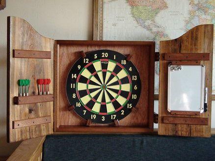 Kinda Dart Board Cabinet