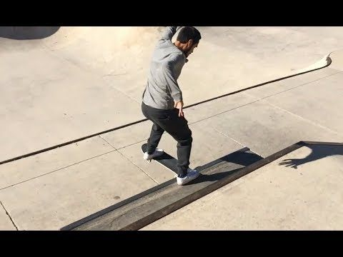How to Frontside Tailslide EASY