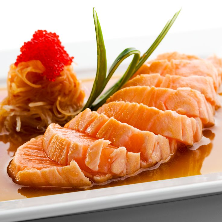 Sashimi Salmão - Japão