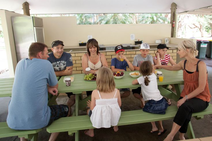 BIG4 Harrington Holiday Park Camp Kitchen