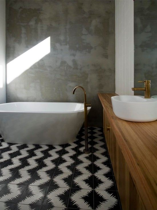 Eccentric Zebra Print Bathroom Ideas That Age Will Not Eaten Them Off