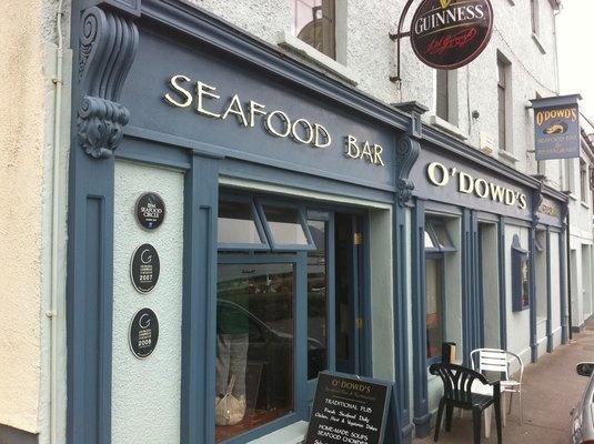 O'Dowd's Bar & Restaurant, Roundstone