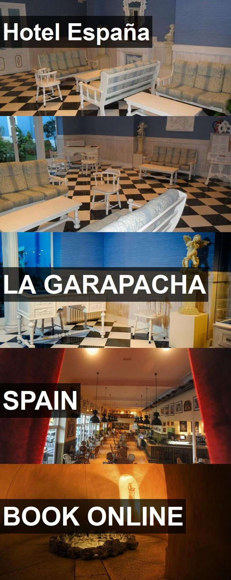 Hotel España in La Garapacha, Spain. For more information, photos, reviews and best prices please follow the link. #Spain #LaGarapacha #travel #vacation #hotel