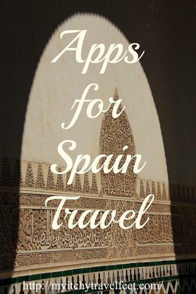 Spain travel apps to make your trip to Spain the best it can be. We've included apps for currency conversion, Spain weather, Spain travel guides and even a packing app. #boomertravel #spain #apps #traveltips #spaintravel
