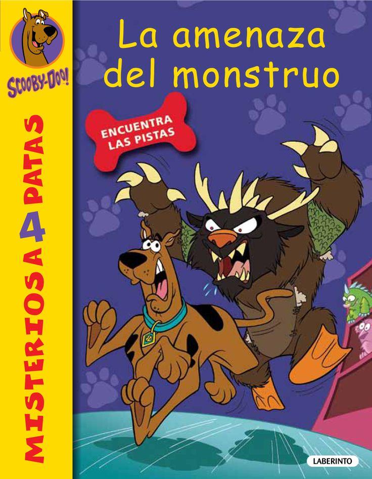 Scooby-Doo nº 23. La amenaza del monstruo  http://www.edicioneslaberinto.es/libros/613/23-la-amenaza-del-monstruo