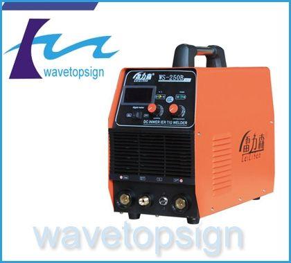 192.00$  Buy now - http://ali8ww.worldwells.pw/go.php?t=2054273154 - Welding machine  WS-250B/ TIG welding machine / two function / DC currenty  with digital display 192.00$