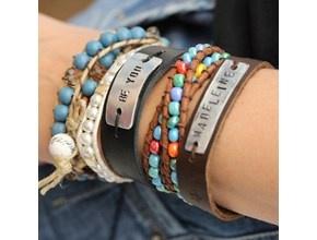 Bli inspirerad och tillverka dina egna fina smycken!