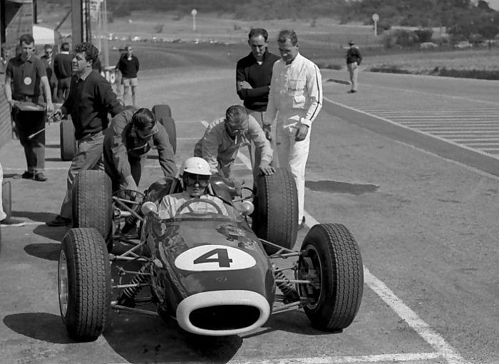 Sam Tingle - 1965 - LDS Mk3B
