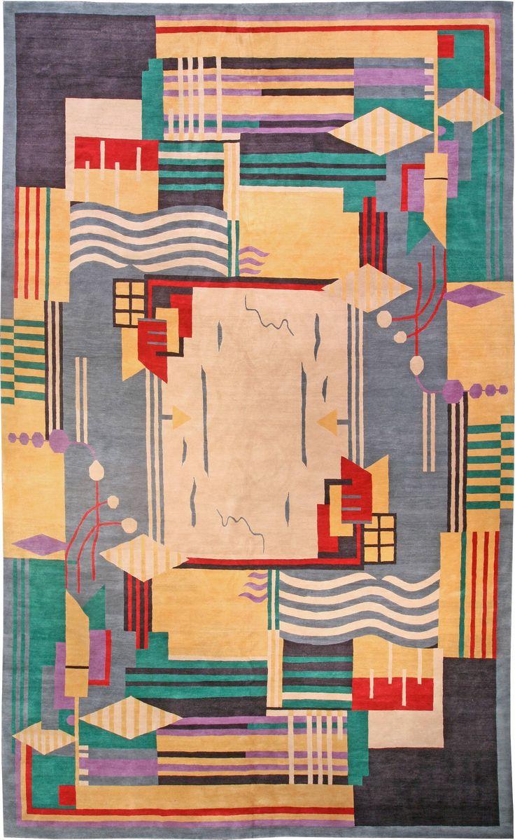 1C Custom Tibetan Rug N10959 By Doris Leslie Blau
