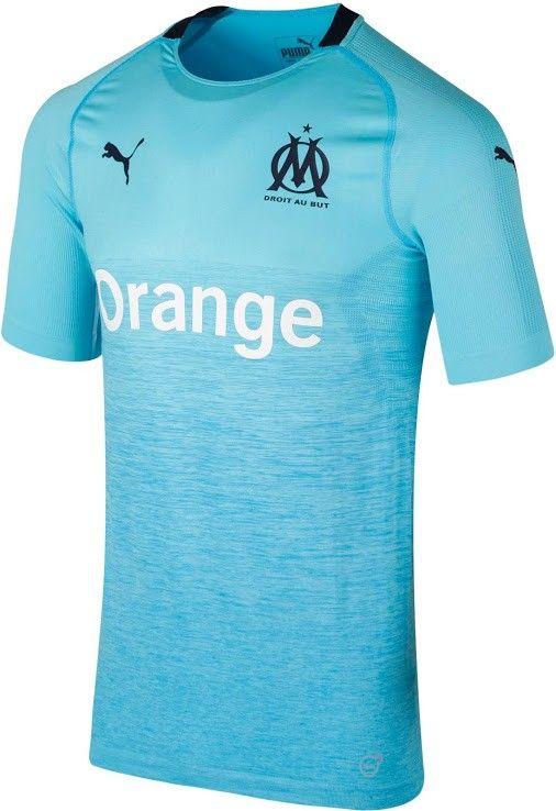 Marseille 18 19 away Maillots Football 7c945aa86