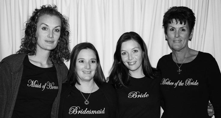 Personalised Shirts! <3 them!
