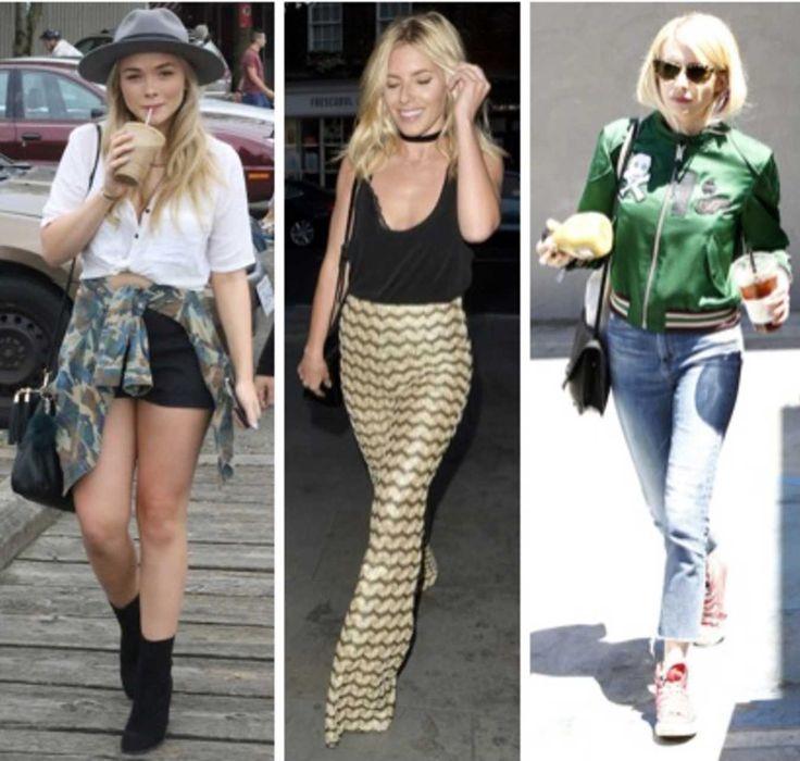 Celebrity Street Style of the Week: Natalie Alyn Lind, Mollie King, & Emma…