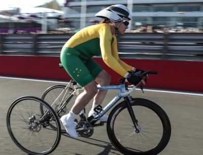 Australia dominate the road | London 2012 - Official Australian Paralympic Team Website