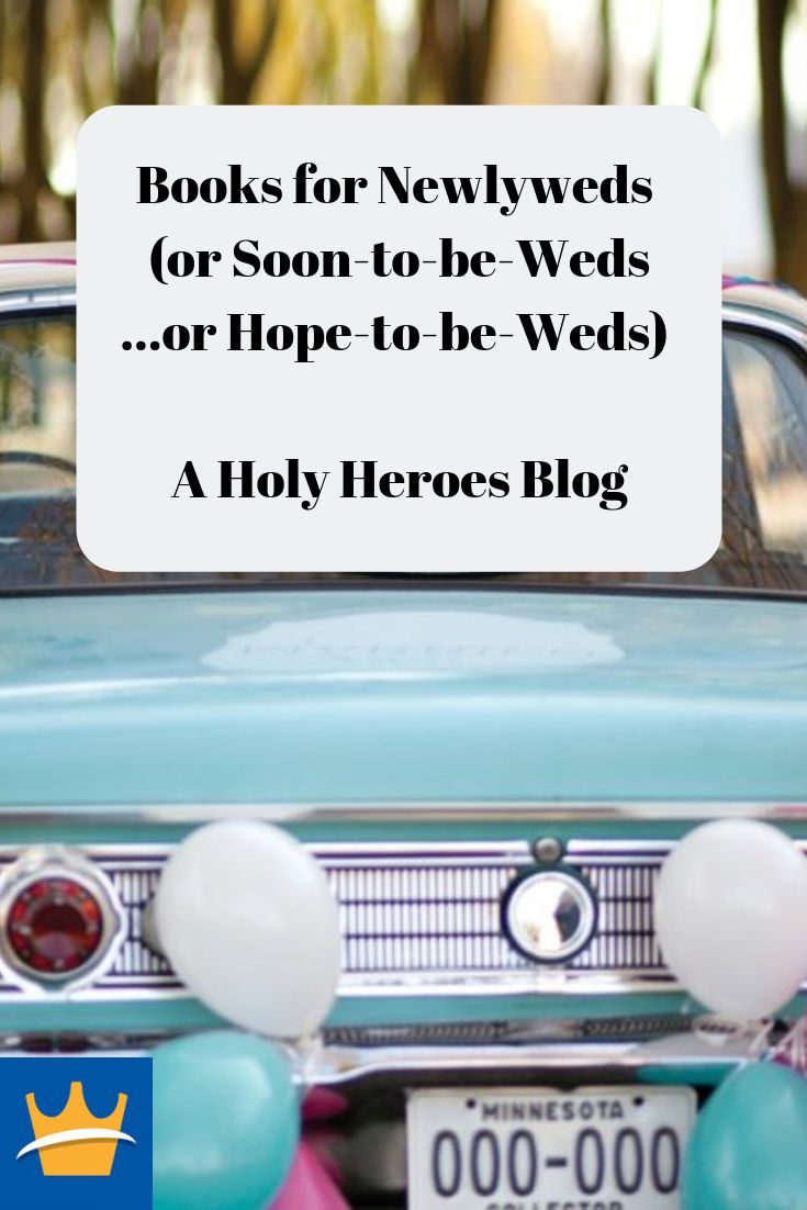 In this Holy Heroes blog, Anna recommends some good books for Catholic couples t… a77c4cf9e9496975400ea9ba7cb2c4d5