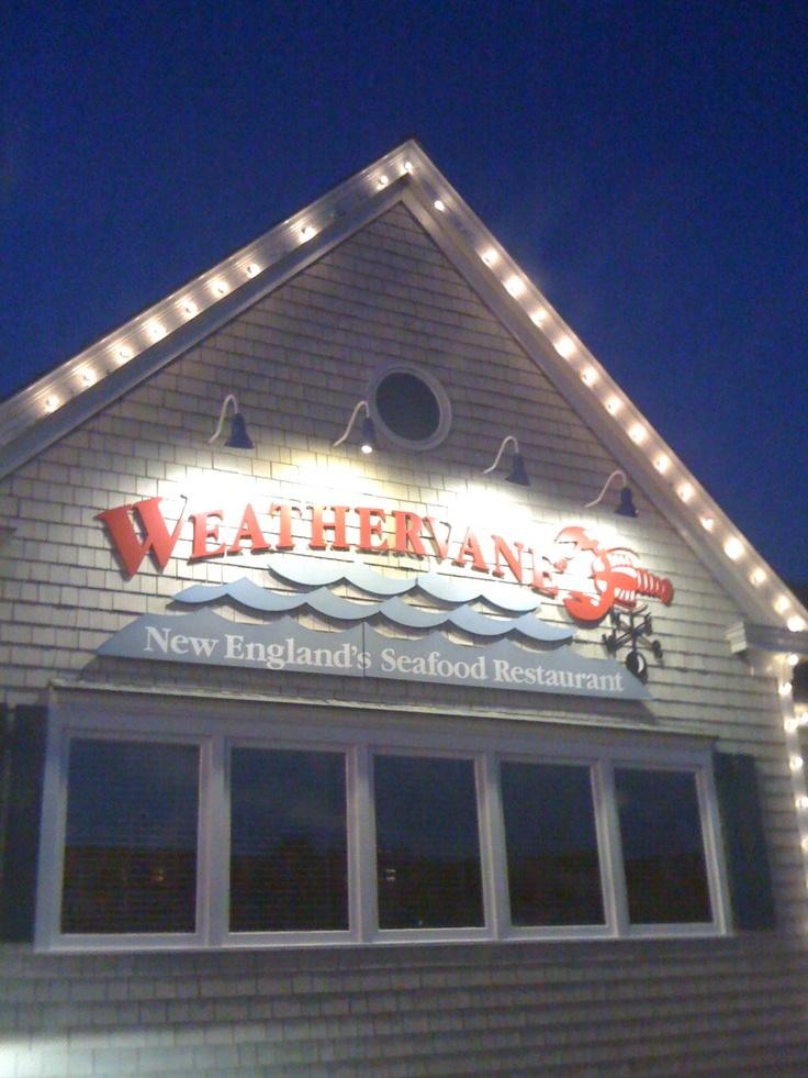 Weathervane, Kittery, Maine