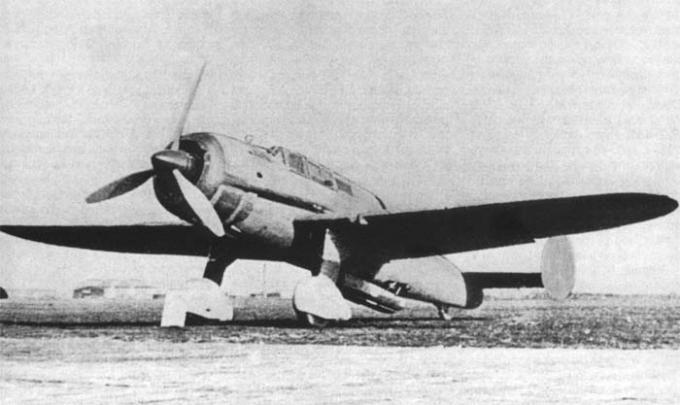 P.Z.L. P.46 Sum (1938) Polish multirole light bomber / recon prototype