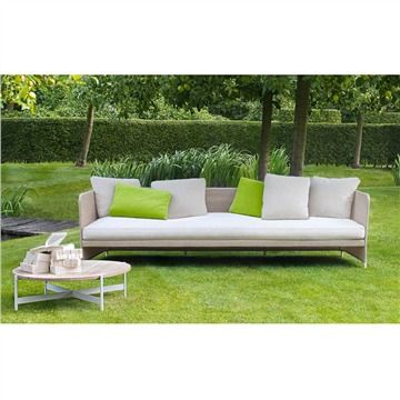 Paola Lenti Teatime Sofa - Style # B56B-C, Modern Outdoor Sofa – Contemporary Outdoor Sofa – Patio Sofa - Modern Outdoor Furniture | SwitchModern.com