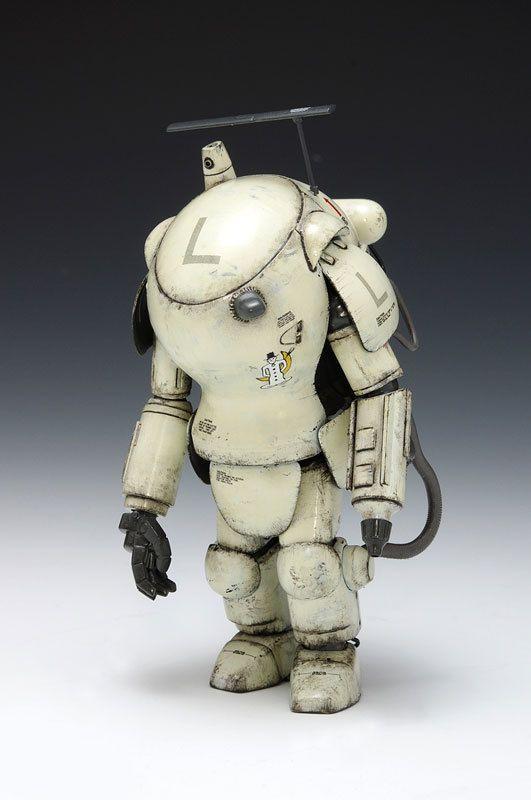Maschinen Krieger - 1/20 S.A.F.S.Space Type Fireball Model Kit