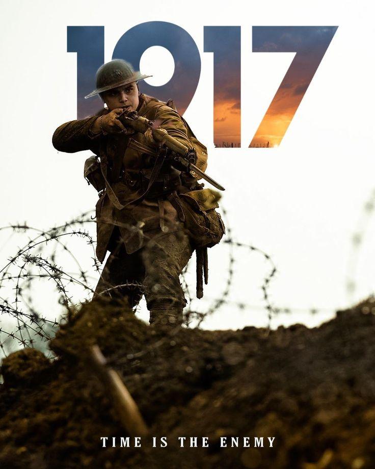1917 Movie Screensaver in 2020   Oscar winning movies. War movies. Screen savers