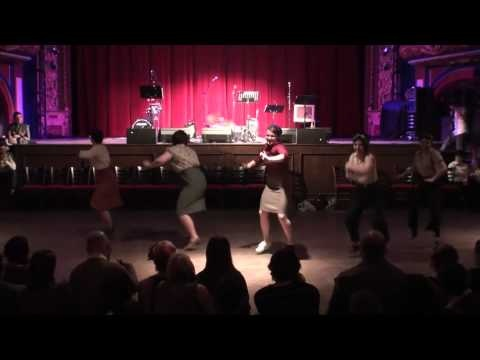 Followlogie 2012 - Cabaret Competition 1st place - The W Project performs LONG GONE JOHN