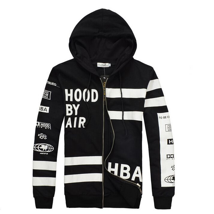 HBA HBA hood PLANE T New Brand Fashion Print Hoodie k pop couples Hoodie Casual…