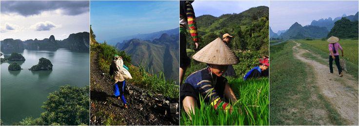 En voici des activités époustouflantes qui vous donneront des sensations uniques lors de votre circuit Vietnam - Laos - Cambodge.
