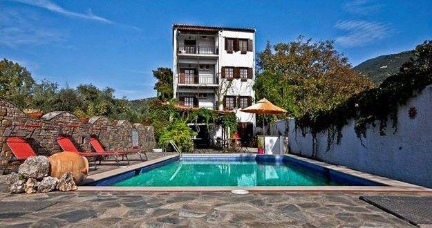Kέρδισε ένα 5μερό στο Seranides Hotel (Καλά Νερά, Πήλιο) | taxidia24.gr